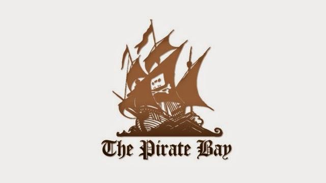 إيقاف موقع The Pirate bay