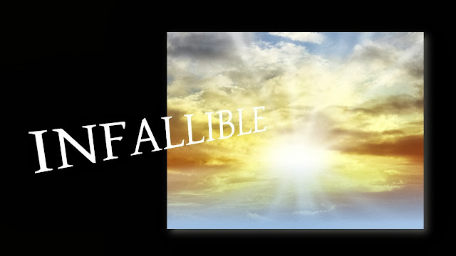 """the infallibility of the bible astronomical errors Van bebber aptly states, """"the bible is the only infallible, inspired revelation of god motivated by a love for the creator and his word, the believer must carefully weigh his every thought against the standard of the bible."""