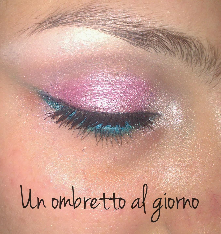 Un ombretto al giorno makeup look 10 if i lose myself - Come decapare un mobile gia verniciato di marrone ...