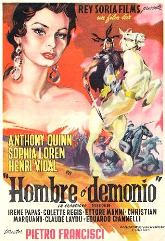 Atila: Hombre o demonio (1954)