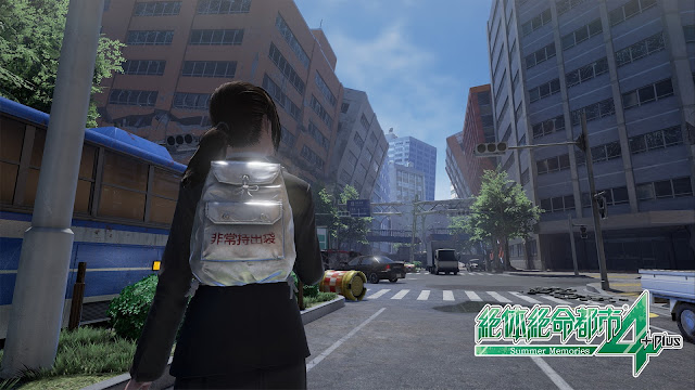 Disaster Report 4 Plus Summer Memories
