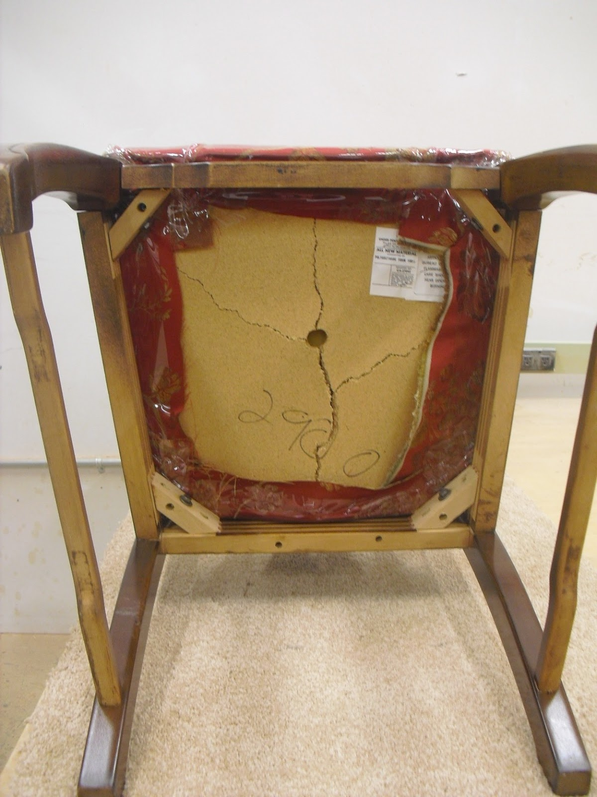 Incroyable Dining Chair Repair