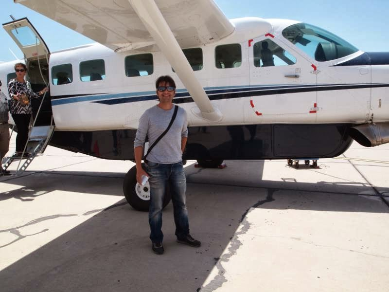 Salida desde Paracas