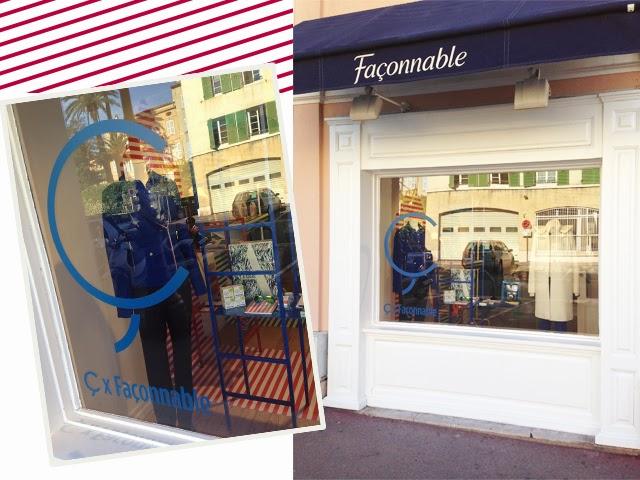 Boutique Façonnable St Tropez