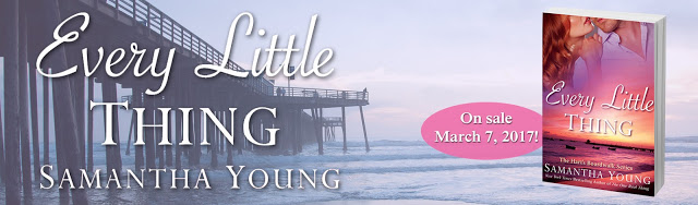Every Little Thing Giveaway