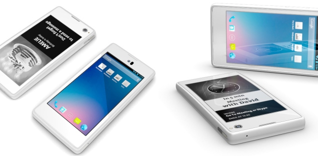 Dual-Screen Yota Phone Specs Review