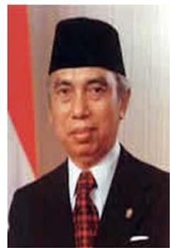 Urutan Nama Presiden Dan Wapres Indonesia