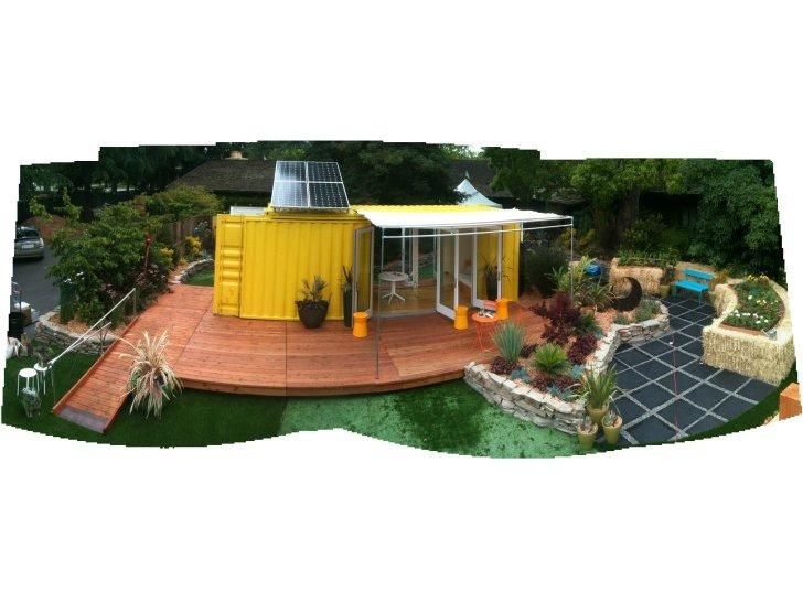 Casas contenedores casa en un contenedor 18m2 - Casas prefabricadas contenedores ...