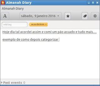Diário do dia Almanah