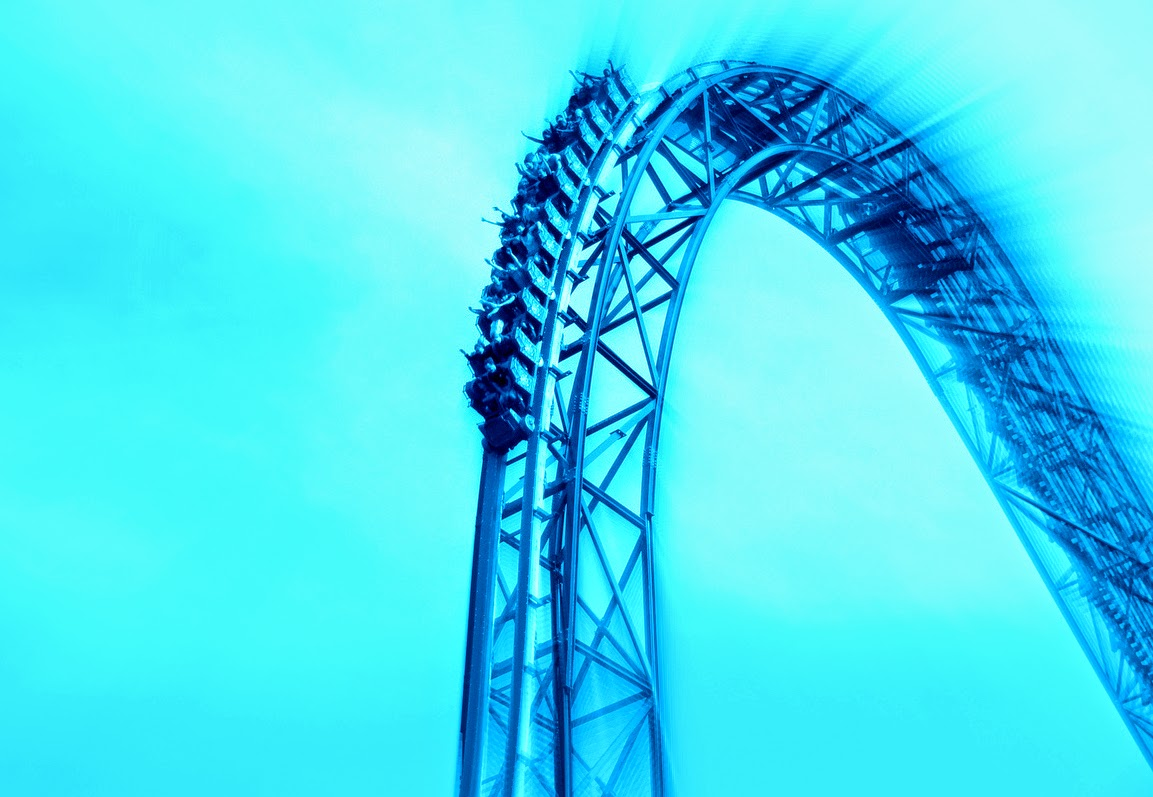 unique roller coasters