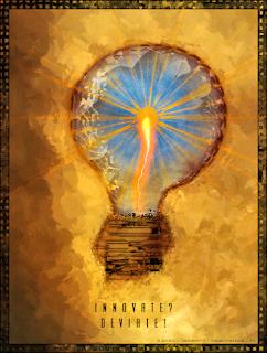 Innovation Copyright 2015 Christopher V. DeRobertis. All rights reserved. insilentpassage.com