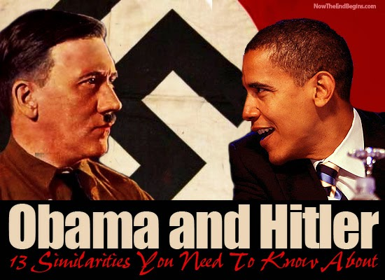 13 Similarities Between Obama And Hitler