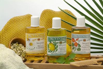 shampoo linea erboristica i provenzali