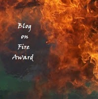 Blog on Fire Award