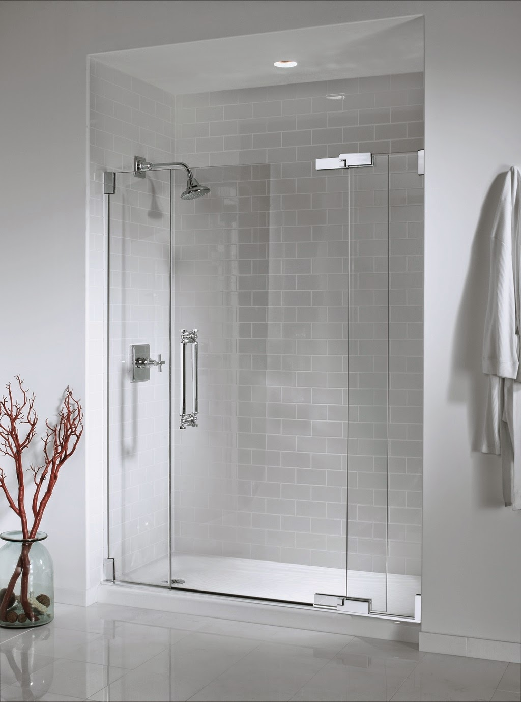 hydroslide sliding glass shower door systems
