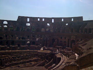 Roman Coliseum and Forum