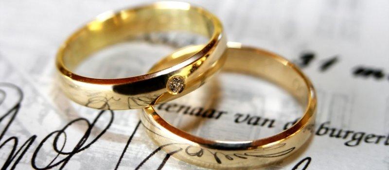 Ieri ho ricevuto la partecipazione per il matrimonio di un conoscente