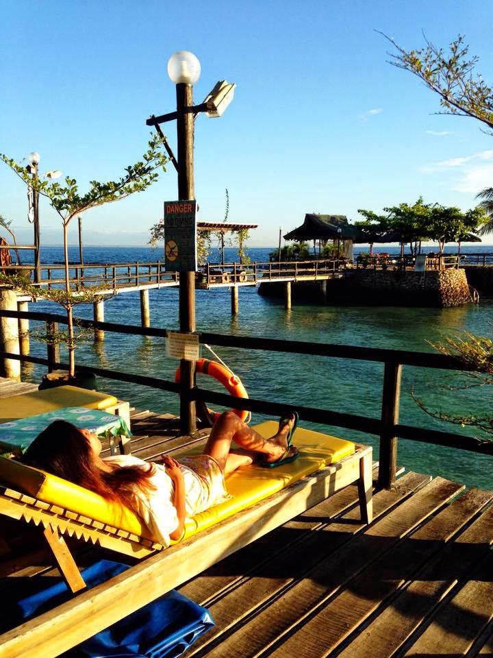 Samal Beach Villa Amparo Beach Resort Madayaw Davao