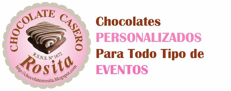 Chocolates Rosita