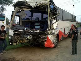 Bagian bus yang paling tidak aman