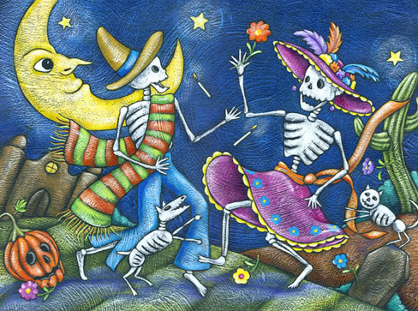 Feliz DIA DE MUERTOS