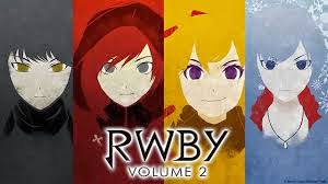 RWBY Volume 2 /Red White Black Yellow 2