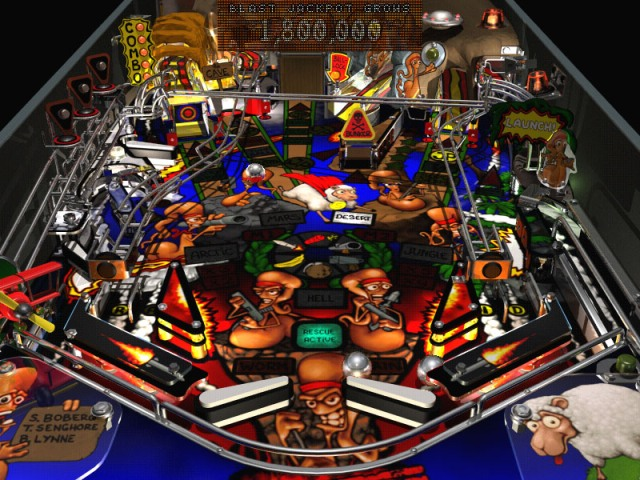 the pinball arcade desktop - photo #36