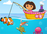 Dora Fishing igrice