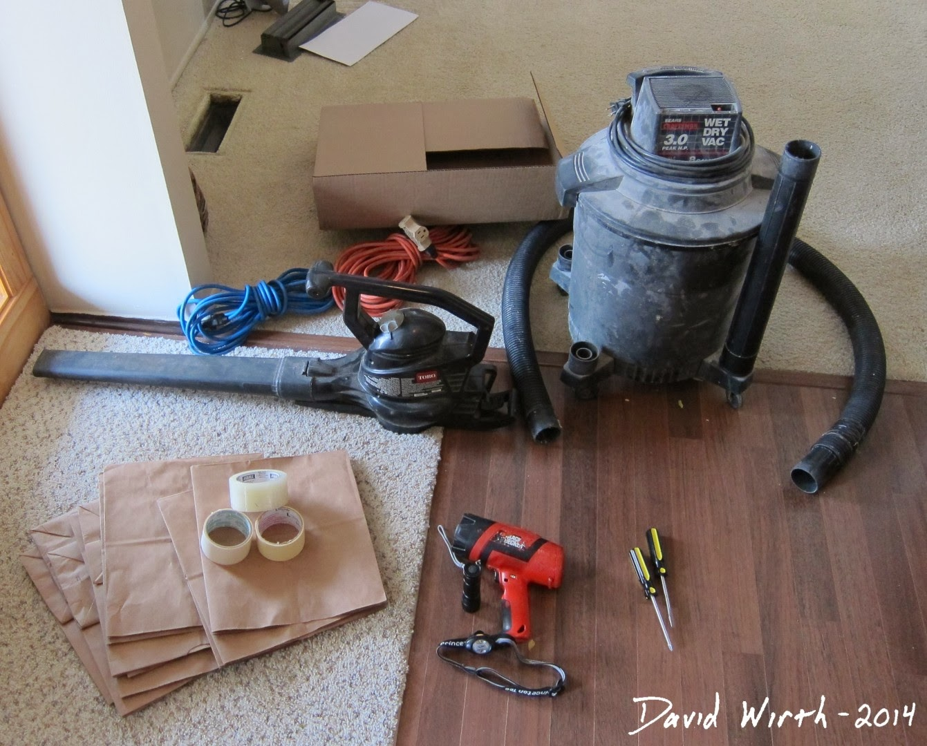 diy heating air duct cleaning equipment, do it yourself, free, how to