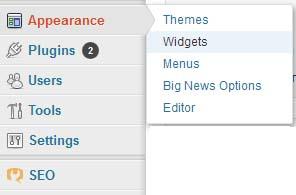 wordpress-widget-section
