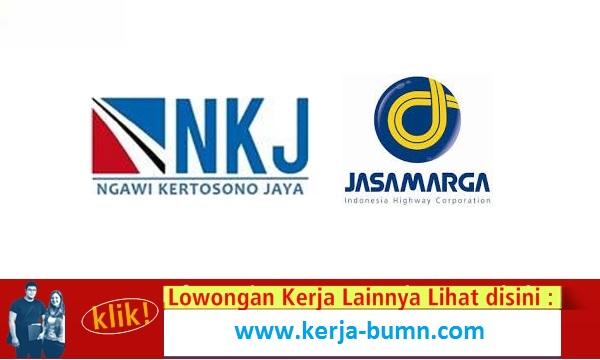 Lowongan Kerja Terbaru PT. Ngawi Kertosono Jaya (Jasa Marga)