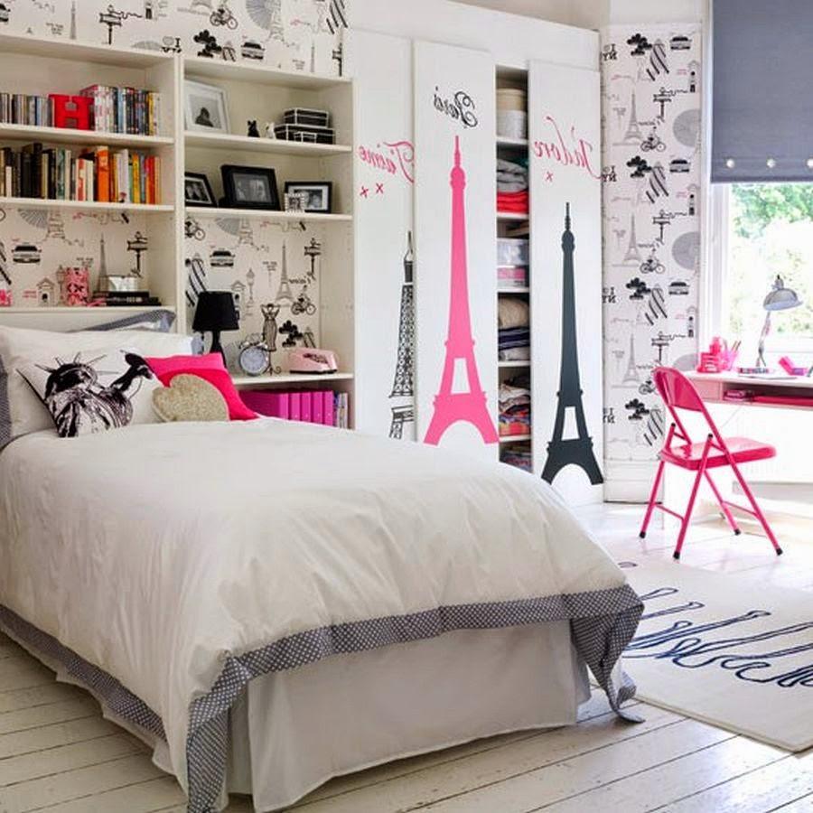 Bedroom design ideas for teenage girls - Bedroom Ideas For Teenage Girls