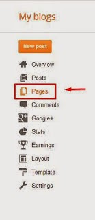 Membuat Sitemap di blogspot