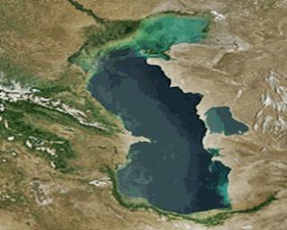 Top 10 Danau Terbesar Di Dunia 2014 dipengang oleh danau kaspia