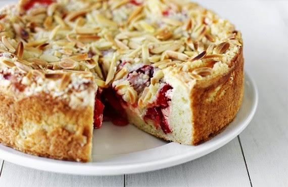 Recipe Exchange: Raspberry Cream Cheese Coffee Cake