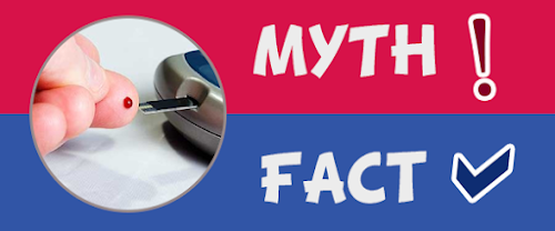 Diabetes Myths & Facts
