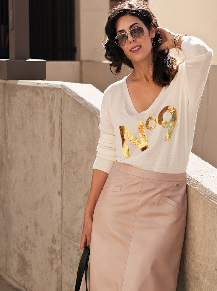Bryan Whitely street style photos of Fashion Junkie Jessica Moazami, Building a capsule wardrobe