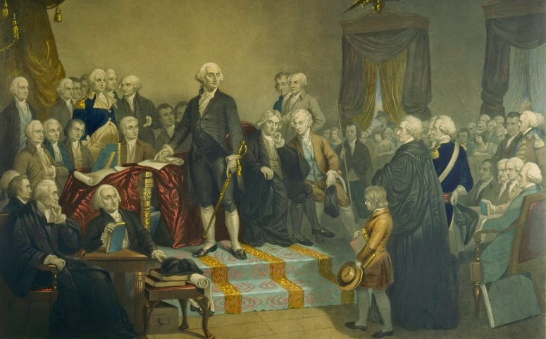 George Washington's cabinet