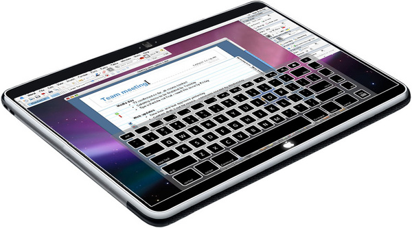 Nah, dengan banyaknya komputer tablet yang dijual di pasaran, maka ada