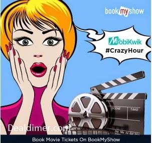 BookMyShow 40% Cashback
