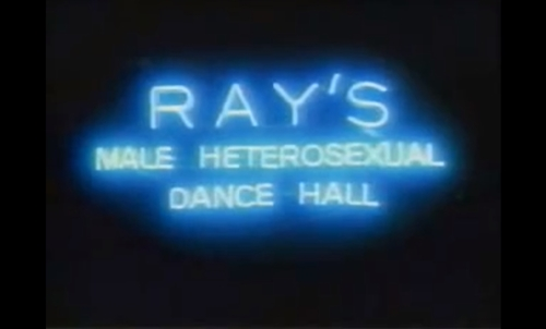 rays male heterosexual dance hall