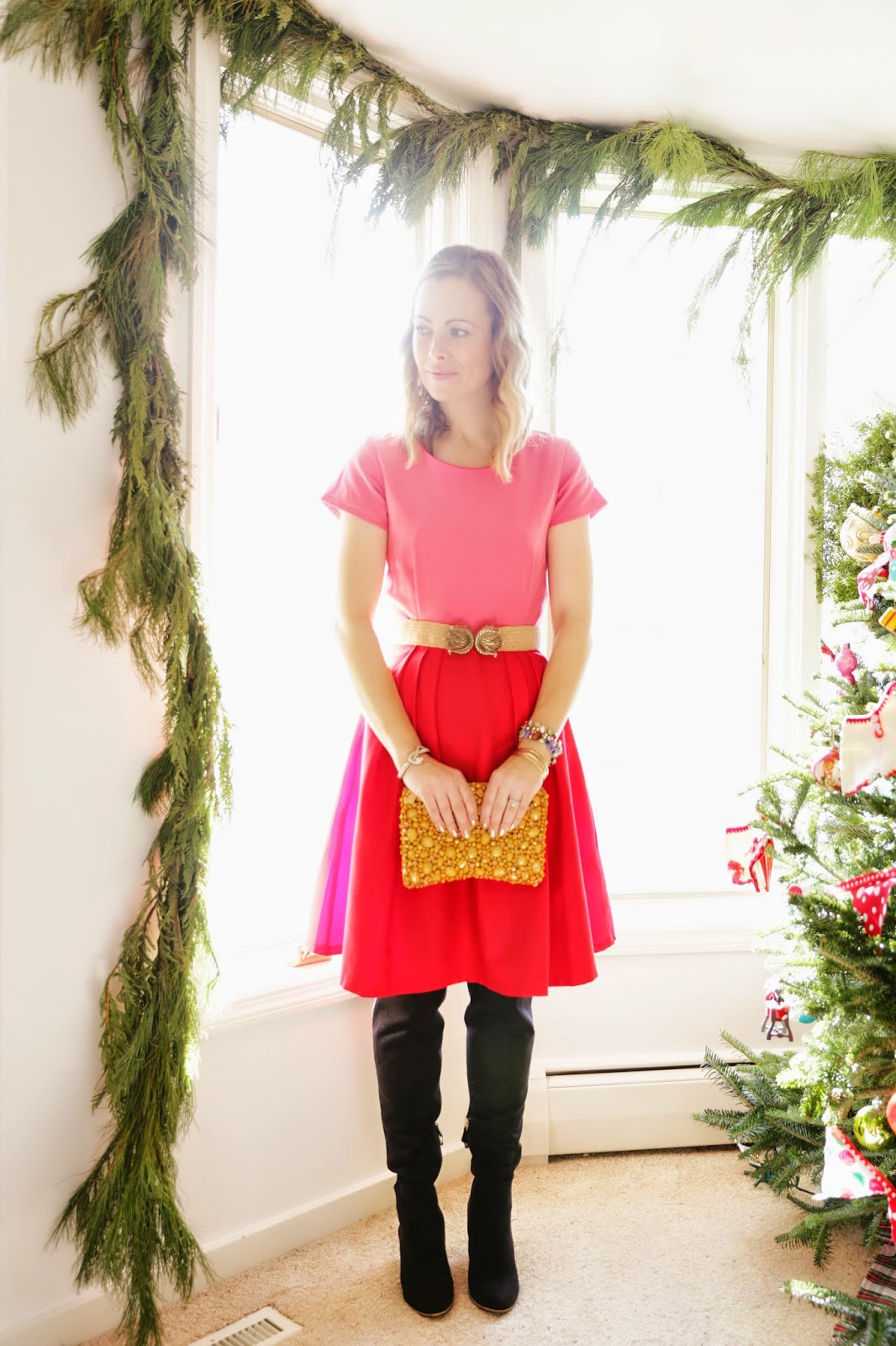 Ministyle christmas dress