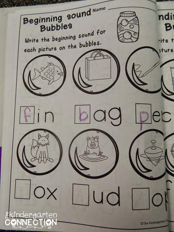 Kindergarten Summer Review {with freebies!} - The Kindergarten ...