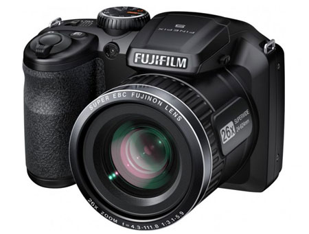 Review Kamera Fujifilm FinePix S4600