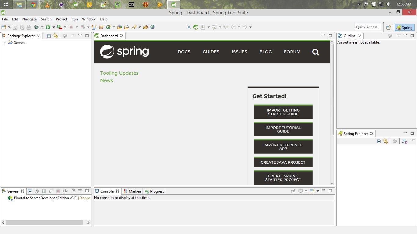 spring tc server download