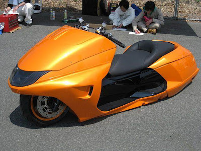 Scooters Japonesas personalizadas
