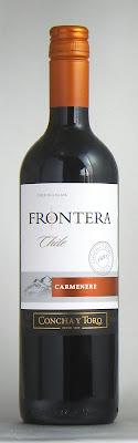 フロンテラ カルメネール 2011