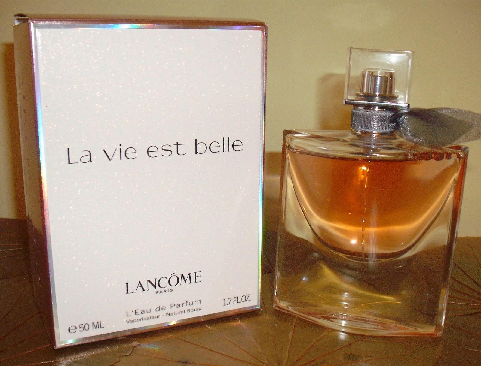 lavender thoughts od pentru un parfum la vie est belle lancome. Black Bedroom Furniture Sets. Home Design Ideas