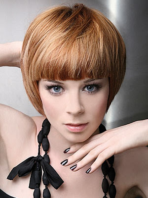by QLD Hair- Short Hair Style Ideas for Fall
