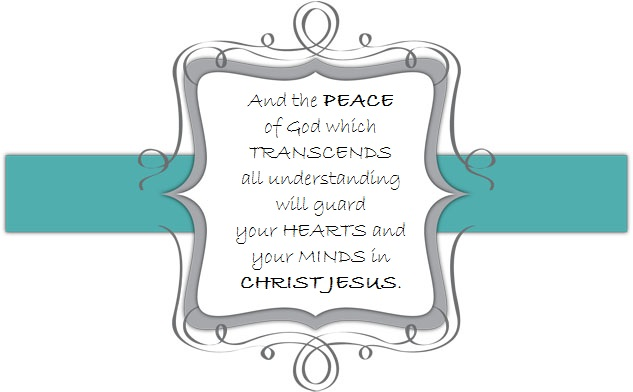 Finding the Peace of God